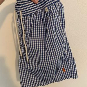 Ralph Lauren Polo swim shorts